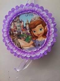 Resultado de imagen para piñatas princesa sofia