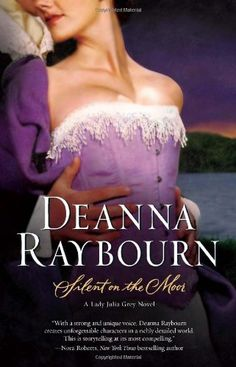 Silent On The Moor (A Lady Julia Grey Novel) by Deanna Raybourn http://www.amazon.com/dp/0778326144/ref=cm_sw_r_pi_dp_lYJYwb0T6DNPE