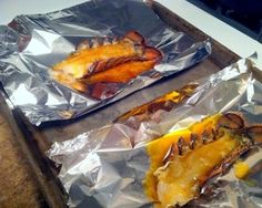 How to prepare and cook lobster tail