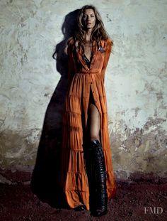 Gisele Bundchen in Vogue Brazil with Gisele Bundchen - (ID:20326) - Fashion Editorial | Magazines | The FMD #lovefmd
