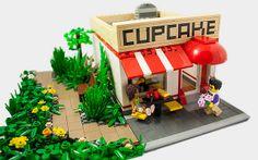Cupcake Café - Modular Size | Flickr - Photo Sharing!