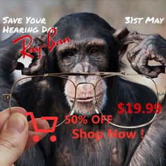 Save Your Hearing Day // May 31st // RB6389