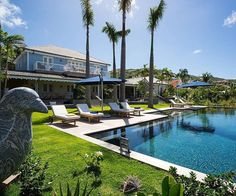 The largest (and most expensive) villa on St. Barths is now available for rent. Just announced today by St. Barth Properties, Camp David is a 2-acre, 12-bedroom compound on St. Jean Beach. Low-season rates start at $115,000 per week and go up to $402,500 per week during the holiday season. @Dreamstbarth @robbreport #stbarts #stbarth #villa #pool #islandlife #laplage #villarental #beachvilla #luxurytravel #takemethere #poolvilla #stjeanbeach #robbreport #winterescape