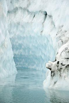 Matsu glacier, alaska