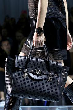 Versace / Donatella Versace // SS15 / RTW // MFW // Ph: Gianni Pucci // Ft: Mariacarla Boscono