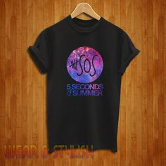 5SOS Shirt 5 SOS Shirt 5 Second Of Summer Shirt by wearnstylish, $16.75