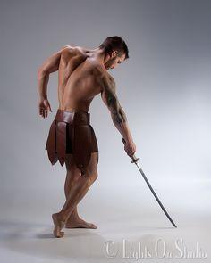 Warrior #hunk
