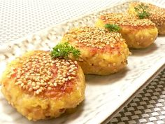 Sweet Potato Croquettes: Japanese Recipe