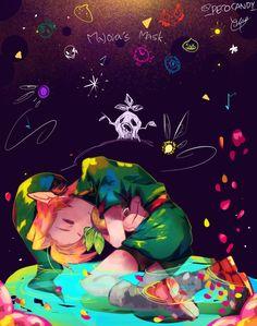 The Legend Of Zelda 737745982686837305 - MoogleHebdo Quizz sur Zelda – Majora's Mask Source by MythicalSinbad The Legend Of Zelda, Legend Of Zelda Breath, Majora Mask, Ocarina Of Times, Link Art, Retro Videos, Link Zelda, Twilight Princess, Breath Of The Wild