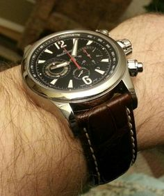 OEM or quality after market strap options for JLC MC Chronograph 2 Chronograph, Omega Watch, Oem, Watches, Accessories, Wristwatches, Clocks, Jewelry Accessories