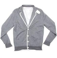 Blazer Sweater ++ Sacai