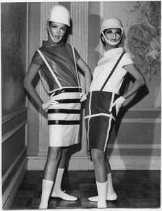 Fashion Models Clothes 1960'S
