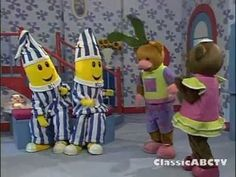 Story Time - Bananas in Pajamas - Awwww