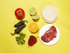Food   New York Times Magazine   -Roy Choi, Carne Asada.   Marcus Nilsson