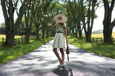 DETAILS WE LOVE_Vol.44: Μεγάλο Ψάθινο Καπέλο!