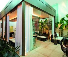 Terraço do Restaurante - Beatriz Siqueira