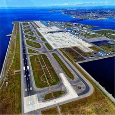 Japanese Airline Guide: List Of Airports In Japan International Civil Aviation Organization, International Airport, Airport Architecture, Ouvrages D'art, Amphibious Aircraft, Airport Design, Aviation World, Airport Security, Commercial Aircraft