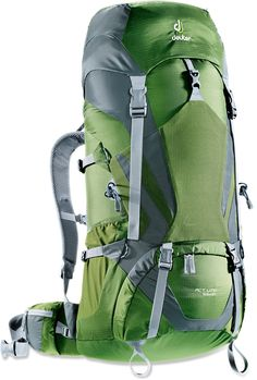 A great backpacking pack.