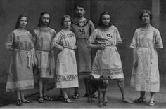 German pagans (1903)