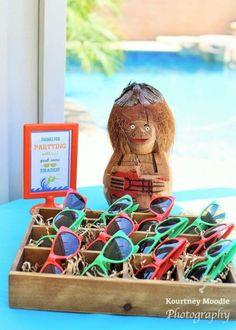 festa infantil - vamos para praia?