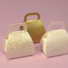 Purse Shaped Favor Boxes