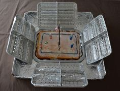 For his birthday, my son absolutely wanted to Zu seinem Geburtstag wollte mein Sohn unbedingt wieder sein Stadion auf… For his birthday my son wanted to have his stadium rebuilt. Since he had fun playing volleyball … - Super Bowl Party, Volleyball Snacks, Beach Volleyball, Party Food Labels, Snacks Für Party, Superbowl Party Food Ideas, Football Food, Food Crafts, Food Humor