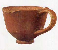 Hititte, cup, Kültepe (Tahsin Özgüç) (Erdinç Bakla archive)