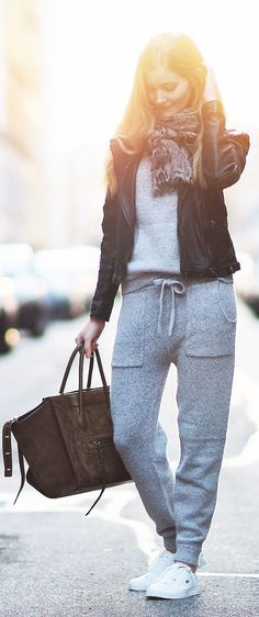Comfy Casual Inspiration Outfit - what women need to wear nowadays  to impress Gentlemen ;)