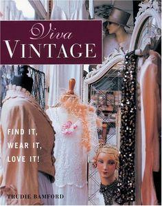 Trudie Bamford - Viva Vintage: Find It, Wear It, Love It!   #vintagestyle #vintagefashion #retro