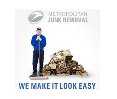 You can trust us to clean up your home, residential facilities, business premises, factory, and office. Trash Removal Markham guarantee you the best rates and 100% satisfaction. Metropolitan Junk Markham have professional and trained staff come equipped with trunks and tools to ensure that your place remain spotlessly clean.