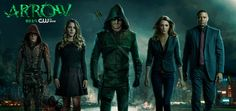 Arrow Finally Calls Himself 'The Green Arrow' in New International Promo + New 'Aim Higher' Promo - http://wp.me/p67gP6-3po