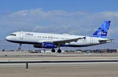 "N766JB JetBlue Airways 2008 Airbus A320-232  (cn 3724)  ""Etjay Luebay"""