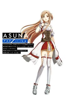 Asuna ~ Hollow Realization