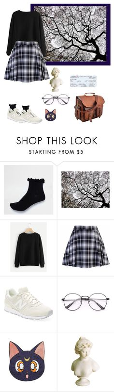 """Untitled #230"" by andie108 on Polyvore featuring River Island and New Balance"