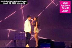 """OMG! Justin made a triumphant return to the stage when he surprised Ariana Grande and her fans during a concert of hers in Miami, Florida on March 28. The Biebs even performed his hit song, 'All That Matters,' alongside Ariana. Watch the video here! Justin Bieber took a break from playing with Mason Disick in order to join Ariana Grande on stage in Miami, Florida on March 28. The sexy singer hasn't performed for such a massive audience in a while, but when he sang """"All That Matters,""""…"""