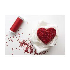 Брошь сердце из бисера Embroidered bead brooch  heart . Bead jewelry