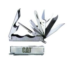 CAT 16-Function Minimaster Multi-Tool with Patented Locking Handle