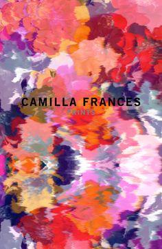 Camilla frances- love prints