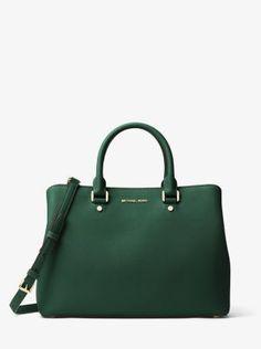 Michael Kors Shoulder Bag for Women, Cinder, Leather, 2017, one size
