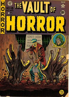 The Vault Of Horror #15