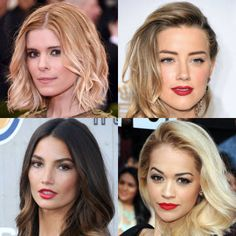 10 Best Hair Highlights - Celebrities with Blonde Highlights and Sun Dipped Tips - Harper's BAZAAR