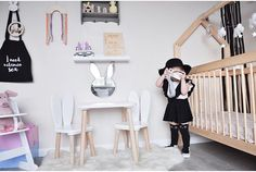 Oh my look at little miss thing!  She is rockin that playdate!  Meanwhile our white and silver garland give some sparkle to the room!  . Pic cred  @robbin_june_liv . Become part of our tribe and get a 20% discount of your first purchase! Click link in bio or paste into your browser: