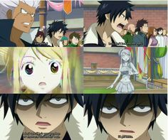 Shut up Gray! Nasty gonna save her...go look for Juvia or somethin'