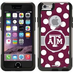 iPhone 6 OtterBox Commuter Series University Case (T-Z), Multicolor