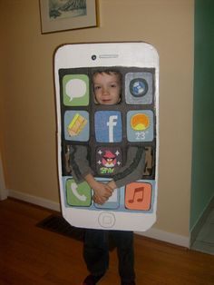 iphone halloween costume