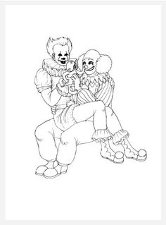 IT is very good Horror Movie Characters, Horror Movies, Fictional Characters, Valentines Movies, Pennywise The Dancing Clown, Some Games, Wattpad, Creepypasta, Two By Two