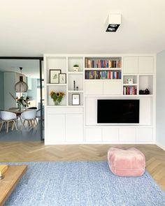 Living Room, Furniture, Room, House, Interior, House Inspiration, Home Decor, Home Deco, Interior Design
