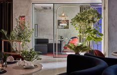 CHANOU FRENCH BISTRO / Bistro, Interior Design