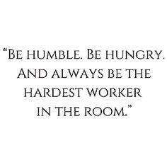 Recipe for success. Hustle hard  aim high and be ambitious. Always stay true to…