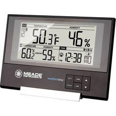 Meade Instruments Corporation MEA-TE256W Slim Line Personal Weather Station  #MeadeInstrumentsCorporation